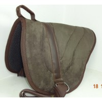 Synthetic Suede bareback pad with neoprene lining